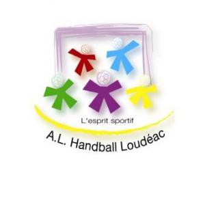 Logo AMICALE LAÏQUE LOUDÉAC HANDBALL